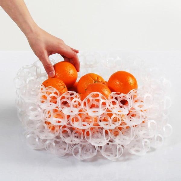 Bubble mísa z 92 menších dílů
