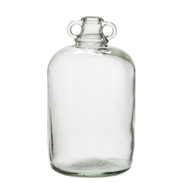Skleněná váza J-Line Jug Handle