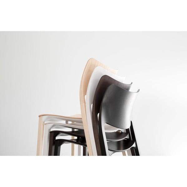 Židle z přírodního jasanového dřeva Stua Laclasica
