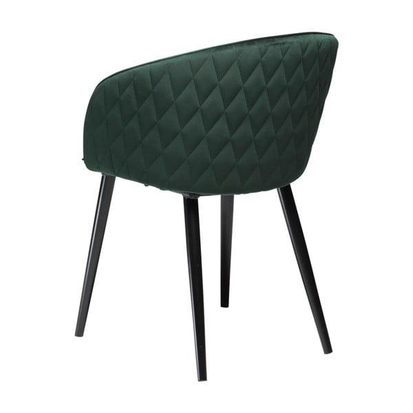 Zelená židle DAN-FORM Denmark Dual