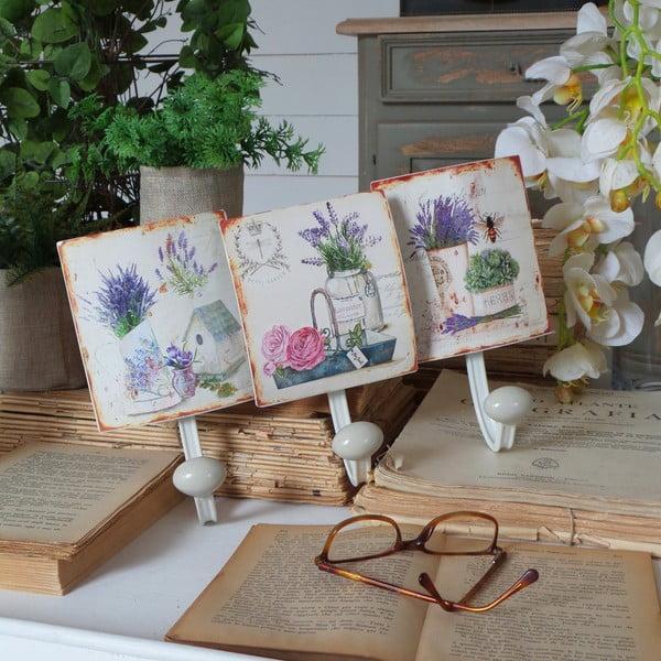 Věšák Italy Lavender