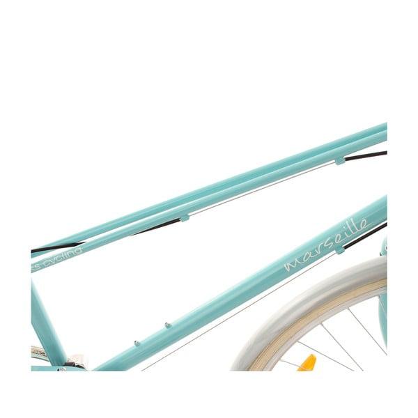 """Dámské kolo City Bike Marseille Blue, 28"""""""