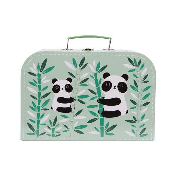 Aiko Panda gyerekbőrönd - Sass & Belle