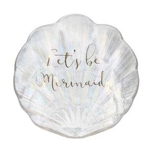Skleněný tácek na šperky Creative Tops Mermaid