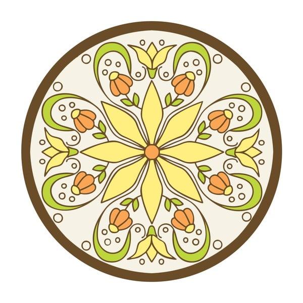 Samolepky Flower Mandala