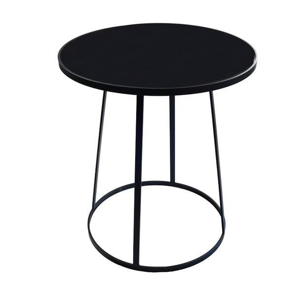Odkládací stolek Bloom Black