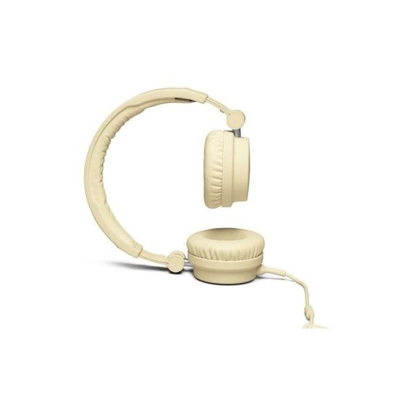 Sluchátka Zinken Cream, se dvěma plugy