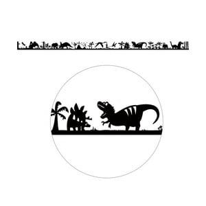 Samolepka na zeď Dino, 470x14 cm