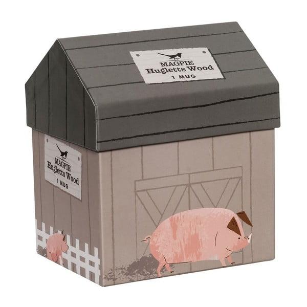 Hrnek Hugglets Wood Pigs, 440 ml