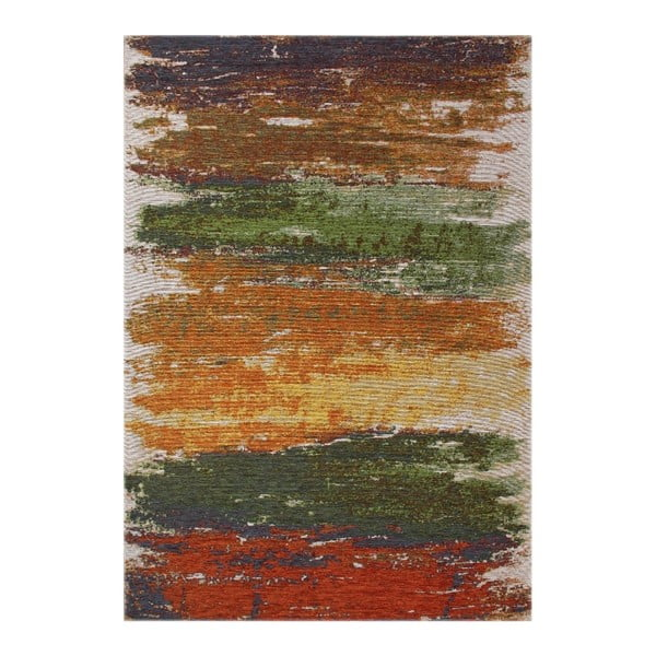 Koberec Eco Rugs Autumn Abstract, 80 x 150 cm