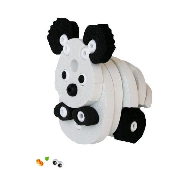 Stavebnice Tygr a Panda
