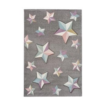 Covor pentru copii Universal Kinder Stars, 120 x 170 cm imagine