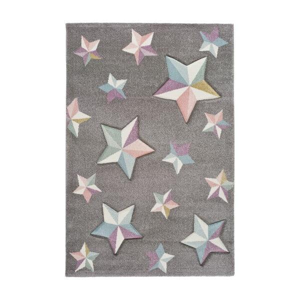 Dziecięcy dywan Universal Kinder Stars, 120x170 cm