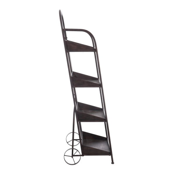 Regál Rack on Wheels, 55,5x40x140 cm