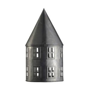 Set dvou luceren, domečky, 14x26,5 cm