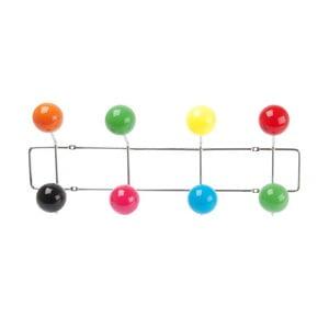 Nástěnný věšák Present Time Cosmic Balls