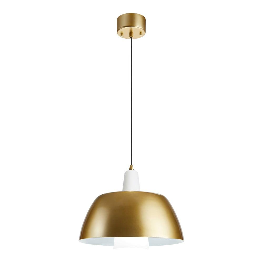 Závěsné svítidlo ve zlaté barvě Markslöjd Solo Pendant Gold