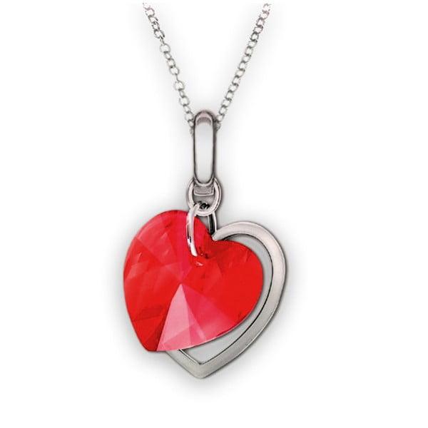 Náhrdelník Doubel Heart