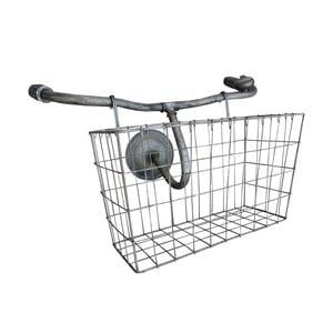 Nástěnný košík Bike Handlebars