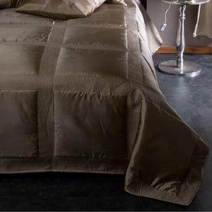 Přehoz přes postel Montana Champagne, 220x270 cm