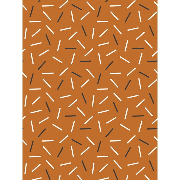 Vliesová tapeta Matches Cinnamon, 0,53x10,05 m