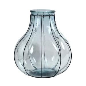 Skleněná váza Ego Dekor Fusion, výška 38 cm