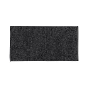 Ručník Seaside 50x30, černý