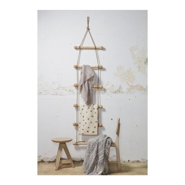 Nástěnný dekorativní žebřík De Eekhoorn Rope