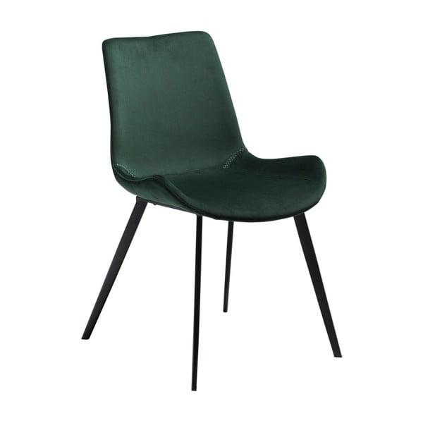 Zielone krzesło DAN-FORM Denmark Hype
