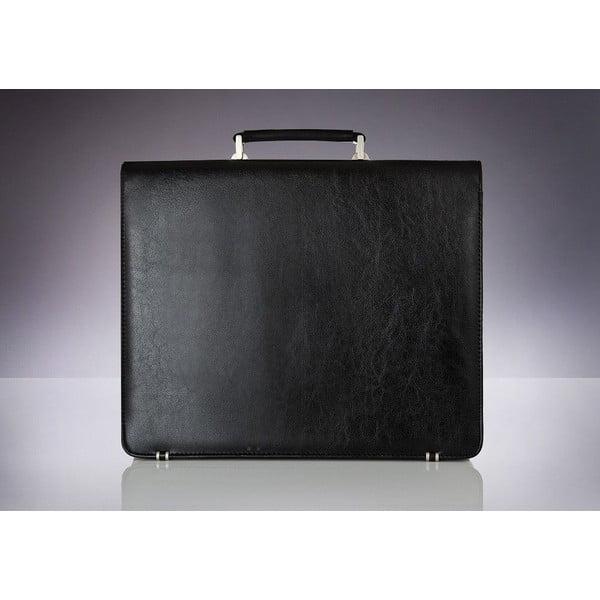 Pánská taška Solier Clasique, černá