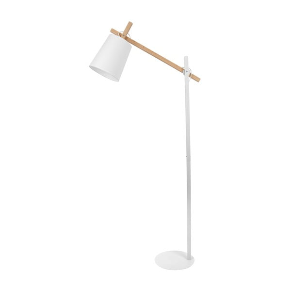Stolní lampa Present Time Metal White