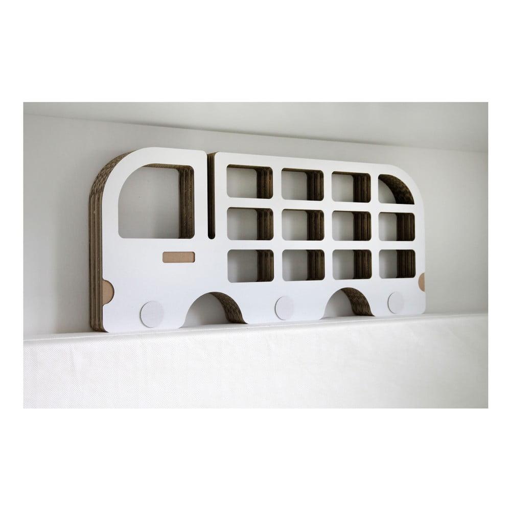 Polička Unlimited Design for kids Auto jedoucí doleva