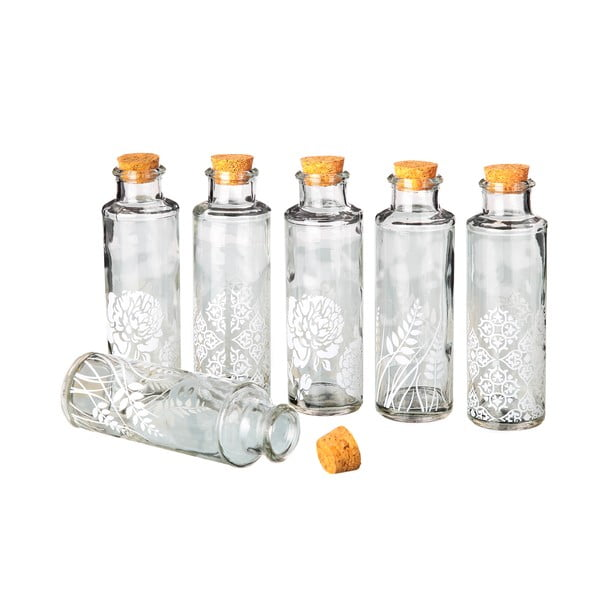 Set 6 sticluțe Corcho, 175 ml
