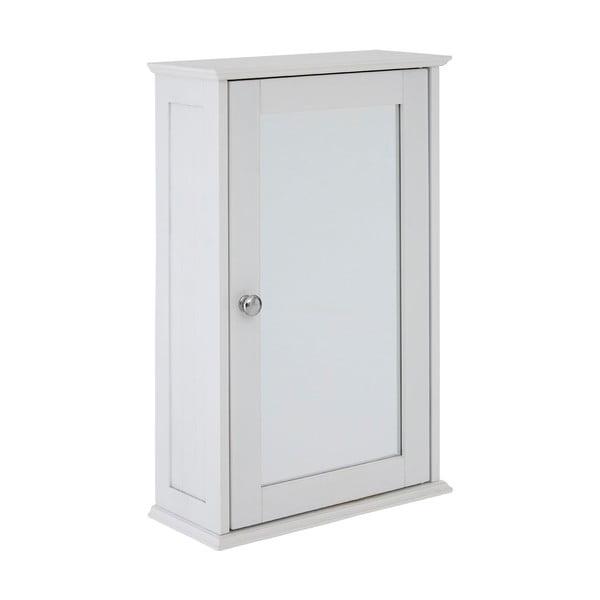 Biela skrinka so zrkadlom Premier Housewares