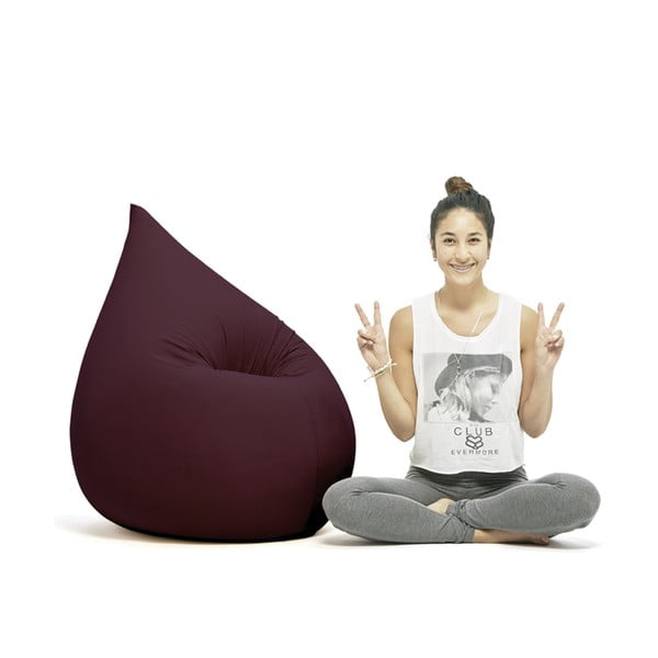 Švestkový sedací vak Terapy Elly