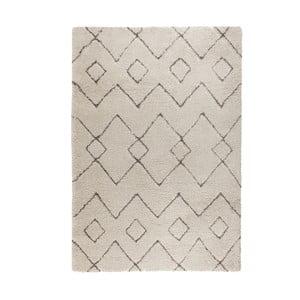Šedokrémový koberec Flair Rugs Imari, 80 x 150 cm