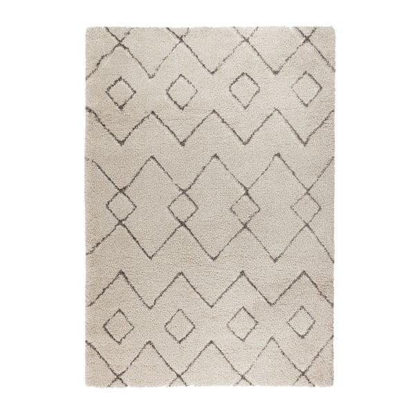 Covor Flair Rugs Imari, 160 x 230 cm, gri - crem