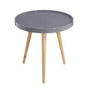 Odkládací stolek Ixia Fringe Grey