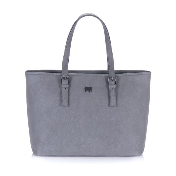 Kabelka Large Shopper Grey