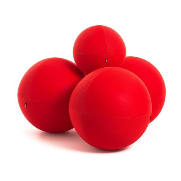 Sedací souprava Ball Modular Fiery Red