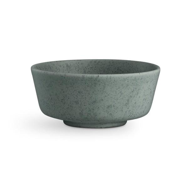 Ombria zöld agyagkerámia tálka, ⌀ 15 cm - Kähler Design