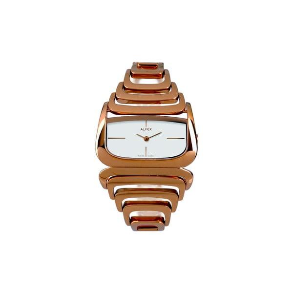 Dámské hodinky Alfex 5669 Rose Gold/Grey