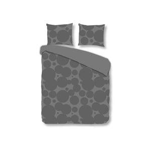 Povlečení Geometric Grey, 200x200 cm