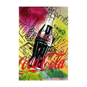 Plakát Coca Cola Colors, 61x91 cm