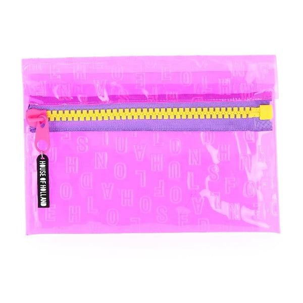 Pouzdro na dokumenty Chunky Pink A4