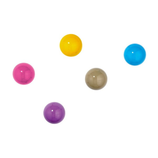 Háčky Dots Favorites, 5 ks