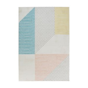 Tyrkysovo-růžový koberec Mint Rugs Madison, 160 x 230 cm