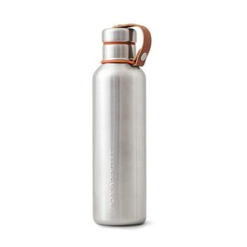 Sticlă termos cu perete dublu Black + Blum Vacuum Bottle, 750 ml, portocaliu imagine