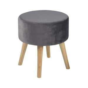 Tmavě šedá stolička Actona Sherman