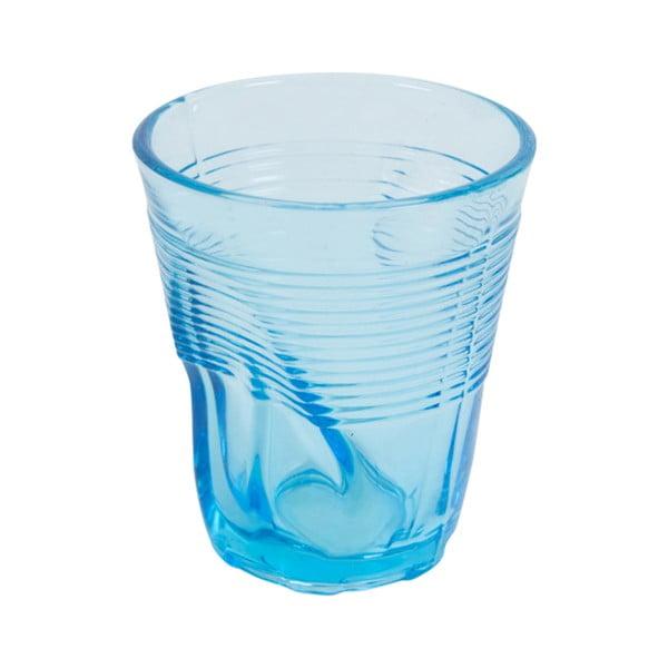 Sada 6 světle modrých sklenic Kaleidos, 225ml